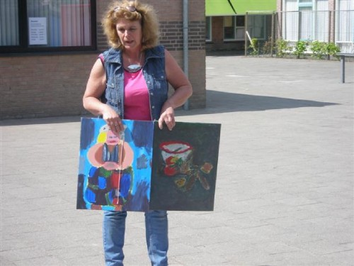instructie van gogh project